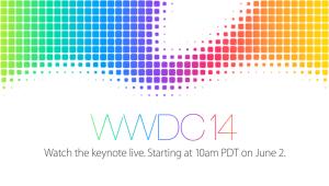 WWDC 2014 Banner von Apple. Quelle: apple.de
