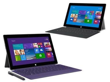 Microsoft Surface 2 Tablets werden eingestellt. Quelle: Microsoft