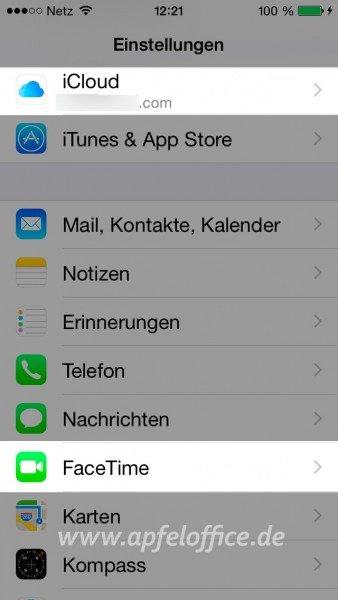 iOS8-Menu-Einstellungen