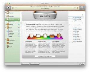 Inbox Classic auf dem Mac