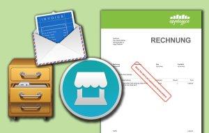 Rechnungen schreiben am Mac