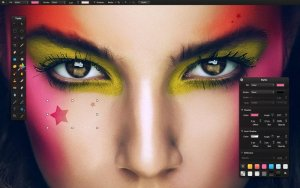 Pixelmator App Screenshot. Quelle: Pixelmator Team via App Store (Apple)