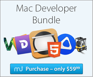 MacUpdate Developer Bundle (Affiliate Link)