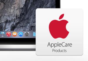 Die Garantie heißt bei Apple AppleCare. Quelle: apple.de