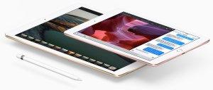 """Das neue iPad Pro 2016 in 9,7"""" und 12,9"""" Größen. Quelle: Apple.de"""