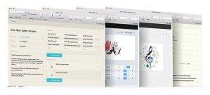 Starter-Lösungen von FileMaker 15 sollen den Einstieg in die App-Entwicklung leichter machen. Quelle: FileMaker