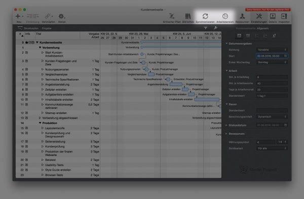 Merlin Project 4 – Neue Features Sync und privater Arbeitsbereich