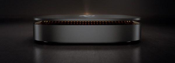 Der Apple Mac mini 2018 könnte wie der HP Elite Slice funktionieren und aussehen Bild: Hewlett-Packard