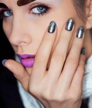 Metallic-Nails
