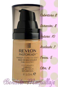 Revlon base