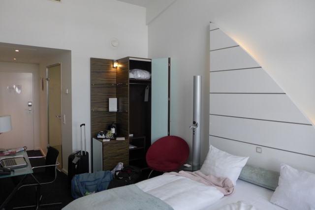 Hotel Copenhagen Island Standardzimmer