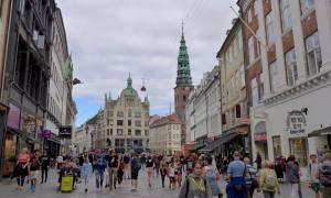 Die Strøget, Kopenhagens Einkaufsmeile
