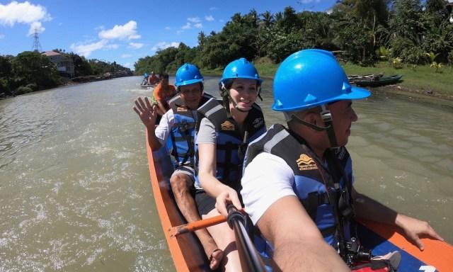 Bootstour zu den Pagsanjan Falls