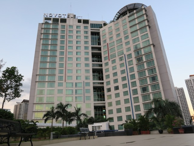 Novotel in Quezon, Manila