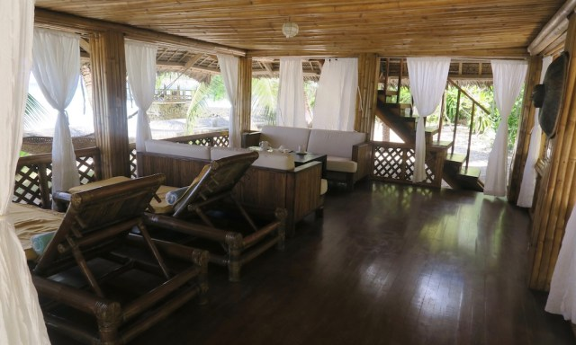 Living Room vom Maison Ulysse im Les Maison D' Itac