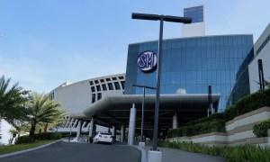 SM Seaside Cebu Haupteingang