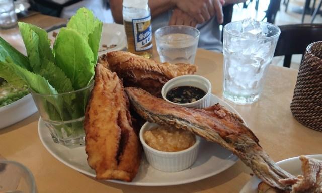 Food im Abes Restaurant