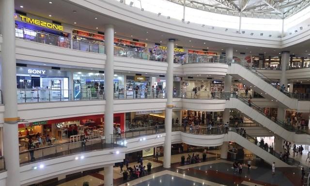 Die Robinson Mall in Ermita, Manila