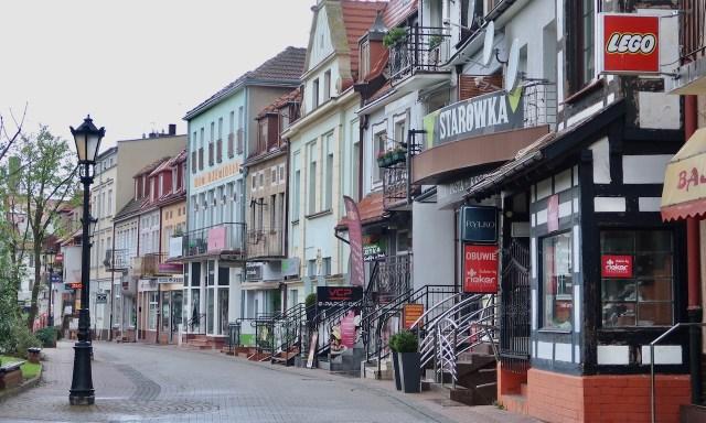Die Dubois - die schönste Straße in Kolberg