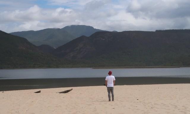 Lagune am Nature's Valley
