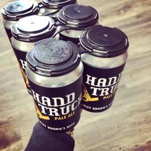 Barley Brown's Handtruck Pale Ale