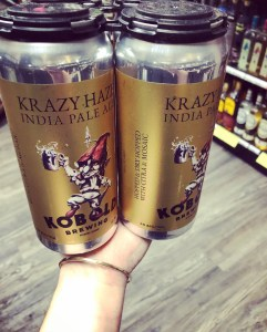 Kobold Brewing Krazy Haze IPA