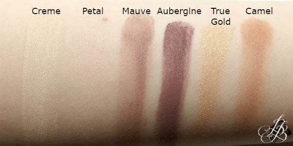 Jouer 'Springtime in Paris' Swatches