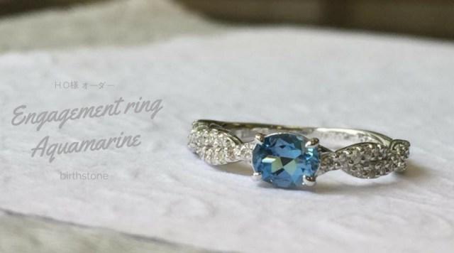 ダイヤだけじゃない!おしゃれな人は選んでますカラーストーンの婚約指輪エンゲージリング9選|ベーネベーネ