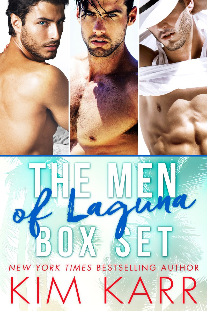 THE MEN OF LAGUNA BOX SET_Amazon_Kobo_iBooks