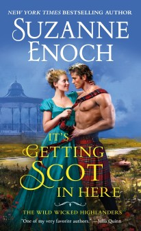 It's Getting Scot in Here cover