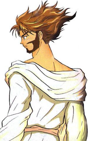 Jesus Manga