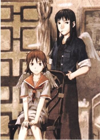 Rakka and Reki