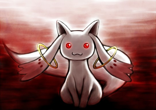 Kyubey devil evil