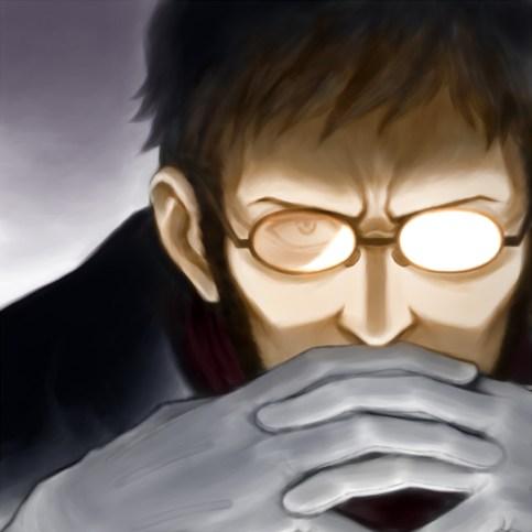 Evangelion Ikari