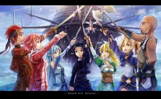 SAO characters
