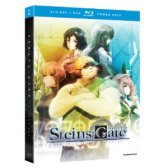 Steins;gate Blu Ray cover