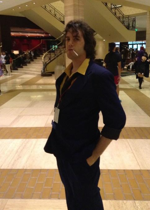 A-Kon cosplay Spike Cowboy Bebop