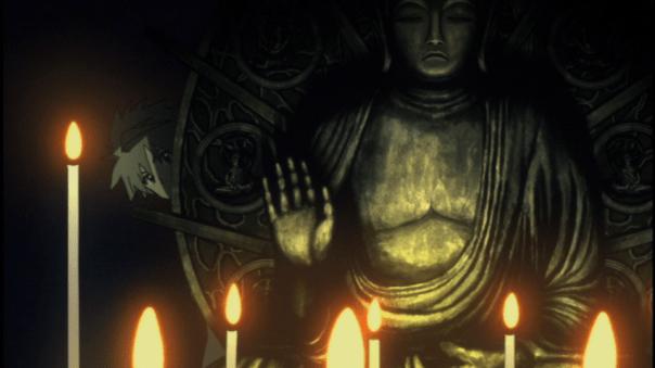 Anime Buddha Corpse Princess