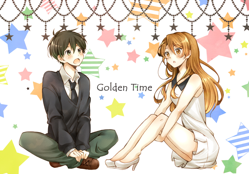 Golden Time 14: Too Young, Too Dumb to Realize — Beneath the