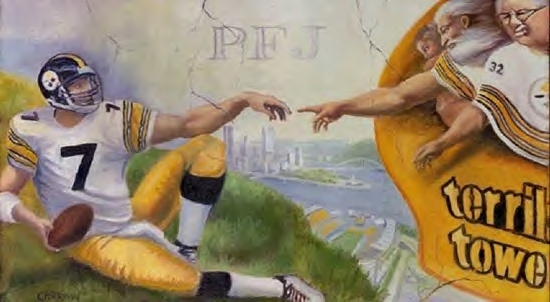 Creation of Adam Ben Roethlisberger