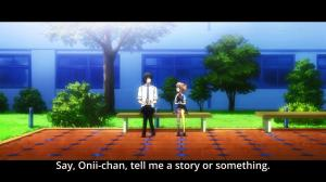 Yuuji storytelling is saved for another day