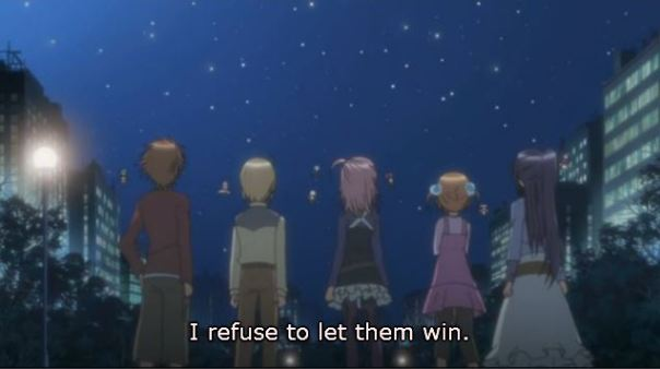 refuse to let them win