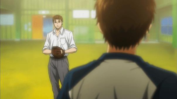 Chris-senpai joins Sawamura.