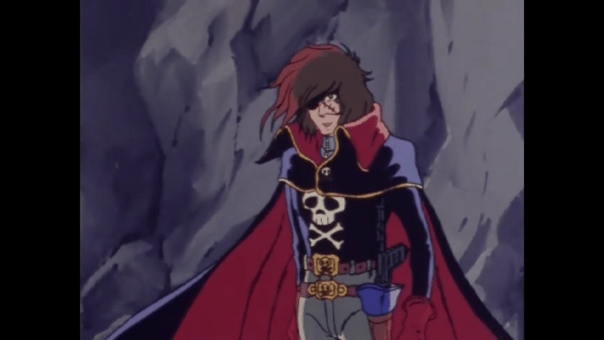At any rate, give Captain Harlock a shot.  It's a classic and is streaming on Crunchyroll.