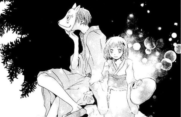into the forest of fireflies lights gin and hotaru