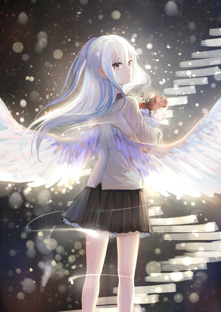 kanade wings
