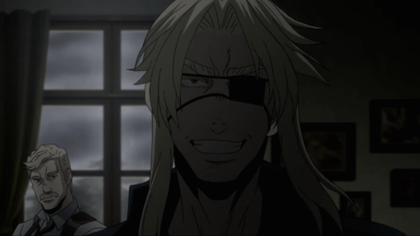 Worick Arcangelo prepares for battle (ep 12).