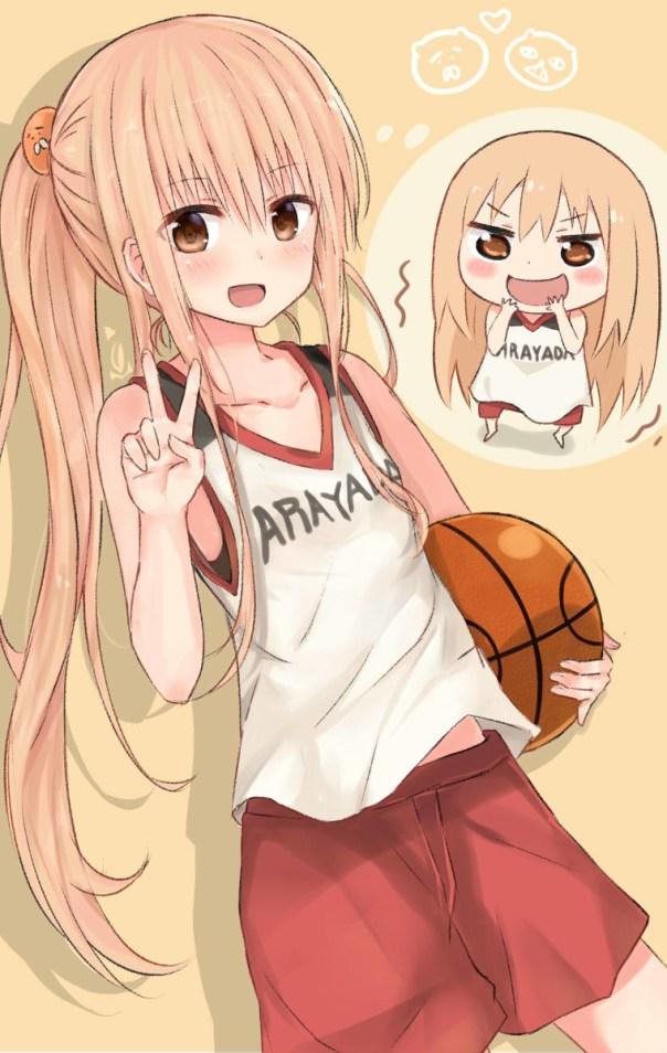 umaru doma basketball