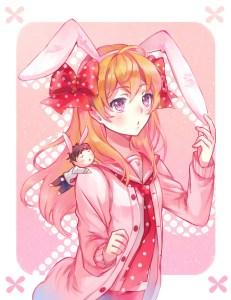 sakura chiyo bunny ears