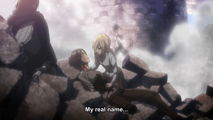 my real name is historia